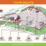 Intramuros Carriage Tour Route