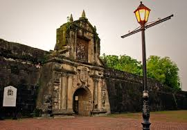 Fort Santiago Manila